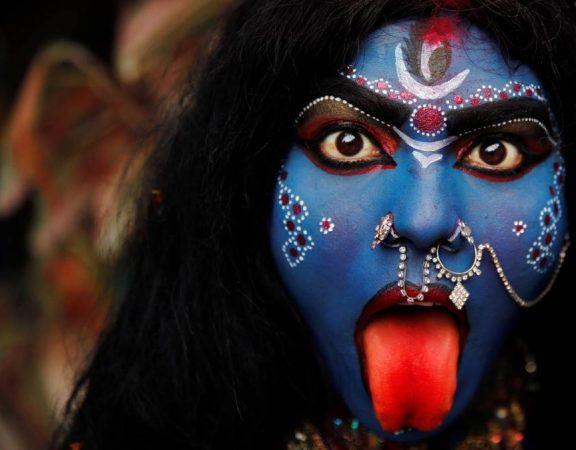 divine feminine dark mother kali energy
