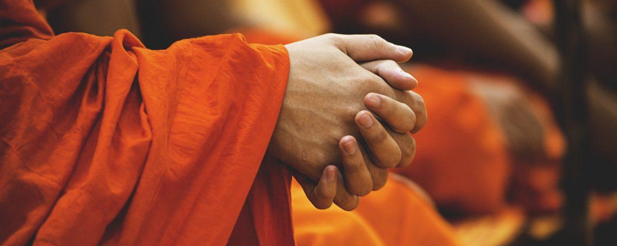 buddhist workshop hands