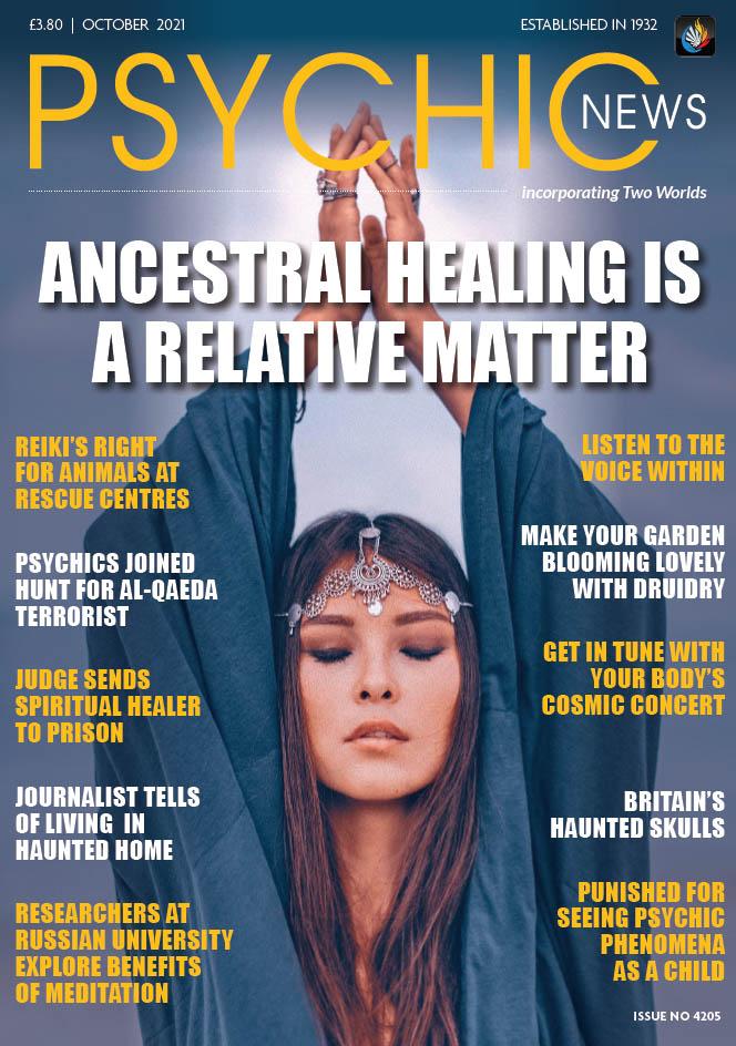PSYCHIC News October 2021